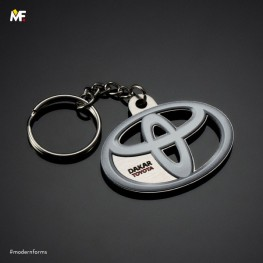Brelok Toyota Dakar