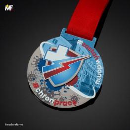 Medal Towarzystwo na Rzecz Rehabilitacji Zdrowotnej