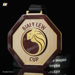 Medal Biały Lew Cup
