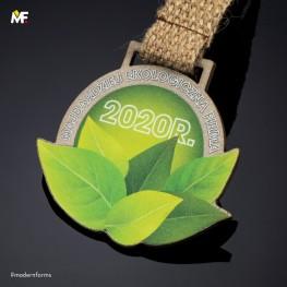 Medal Najbardziej Ekologiczna Firma 2020