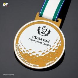 Medal Cezar Golf