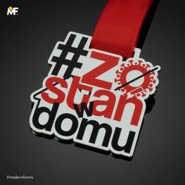 Medal #zostańwdomu