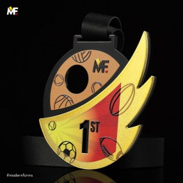 Medal sportowy MF