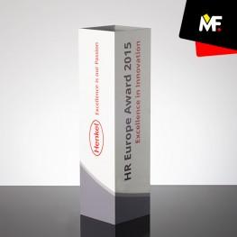 Oryginalne statuetki na zamówienie HR Europe Award 2015