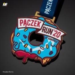 Medal Pączek Run
