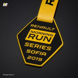Medal Renault Morning Run