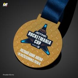 Medal Rocketmania