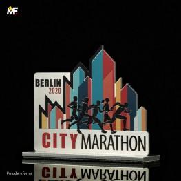 Statuetka City Marathon