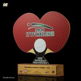 Statuetka ITTF Challenge