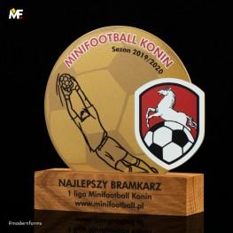 Statuetka Puchar Konina Minifootball