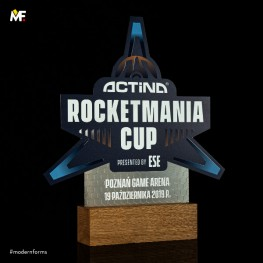 Statuetka Rocketmania
