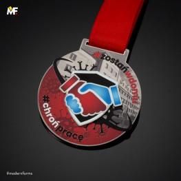 Medal Towarzystwo na Rzecz Rehabilitacji Zdrowotnej #zostańwdomu
