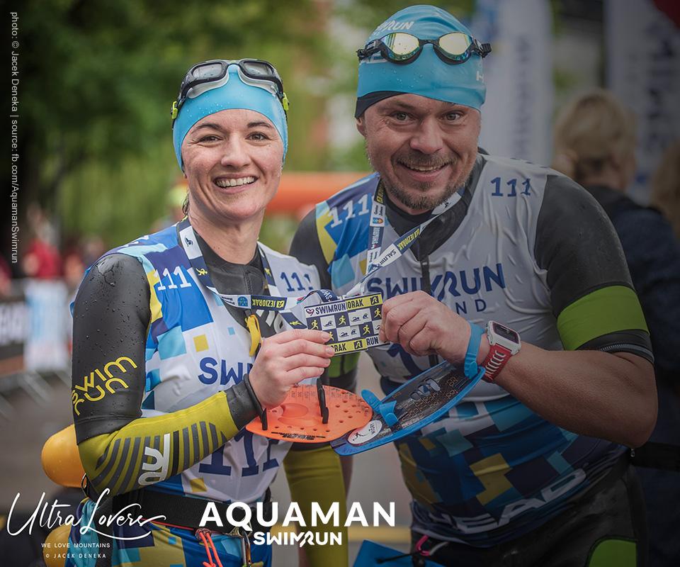 Medale pływackie, trofea pływackie - oferta