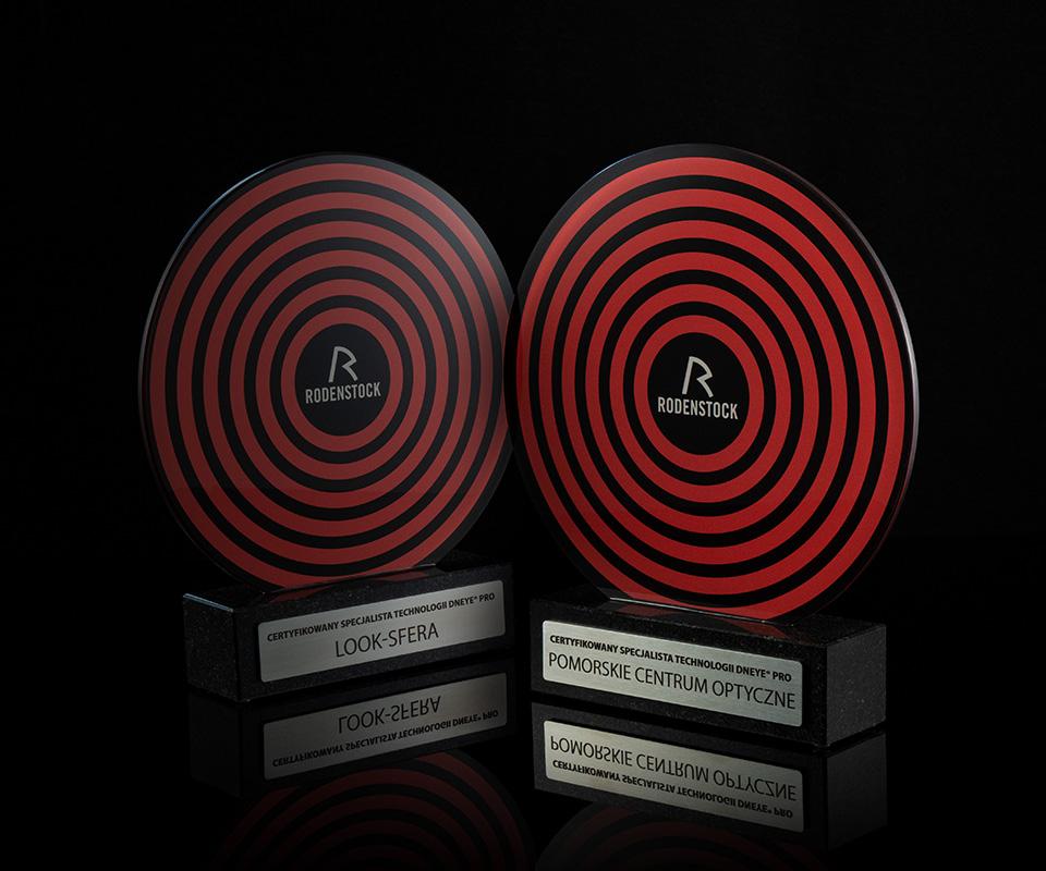 Medale biznesowe i statuetki biznesowe - galeria nagród