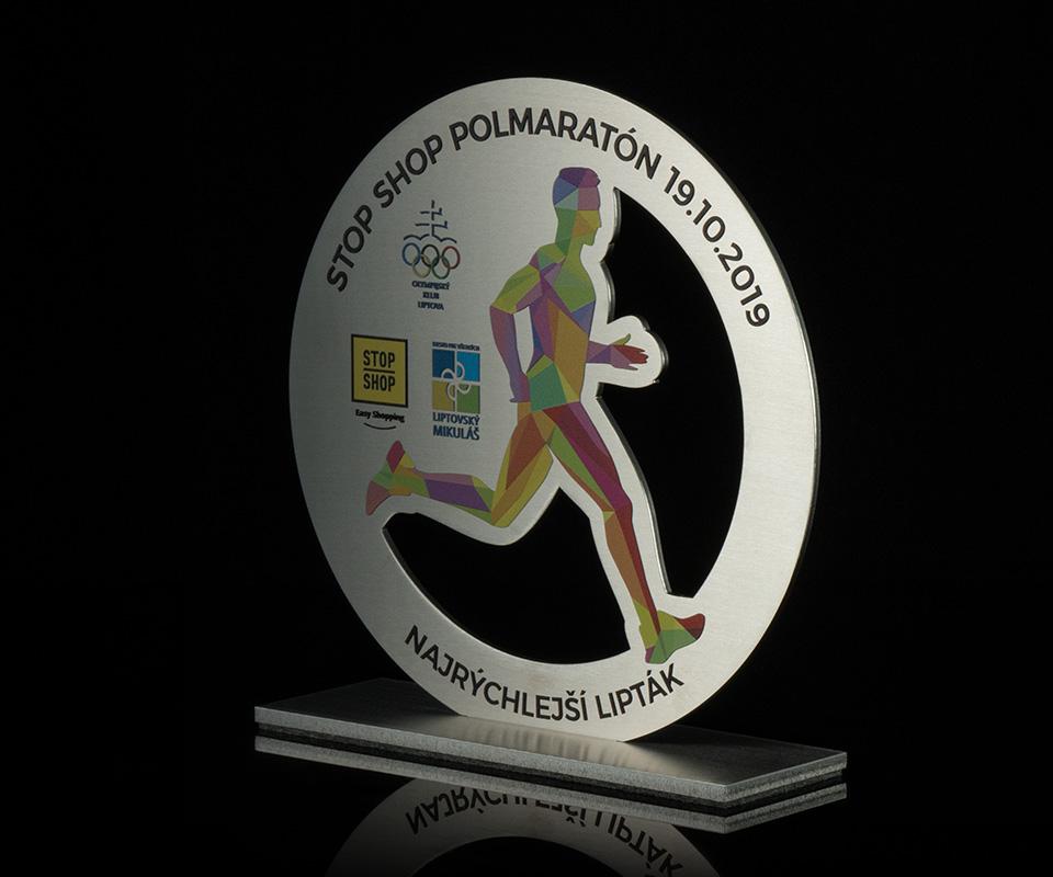 Medale biegowe, trofea biegowe
