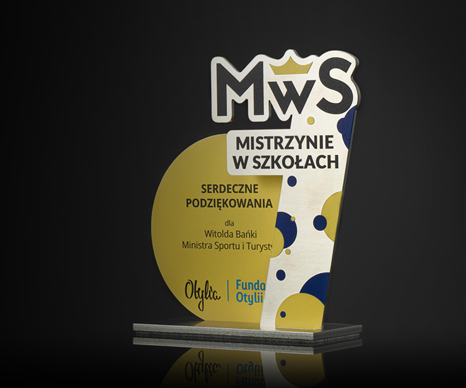 Medale pływackie, trofea pływackie - galeria nagród